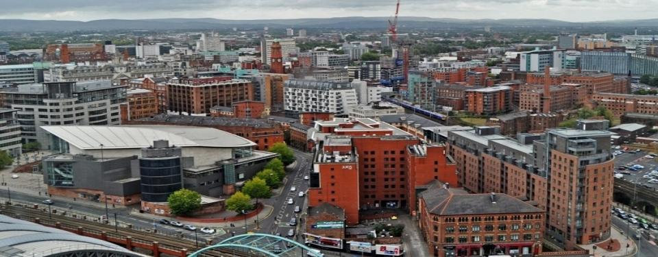 Vacancies in Manchester open now